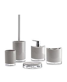 Immanuel Optic 5 Piece Bathroom Accessory Set