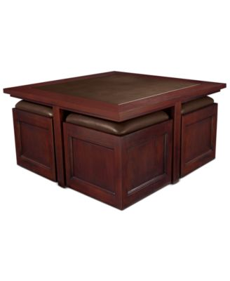 brayson square cocktail table - Macys Coffee Table