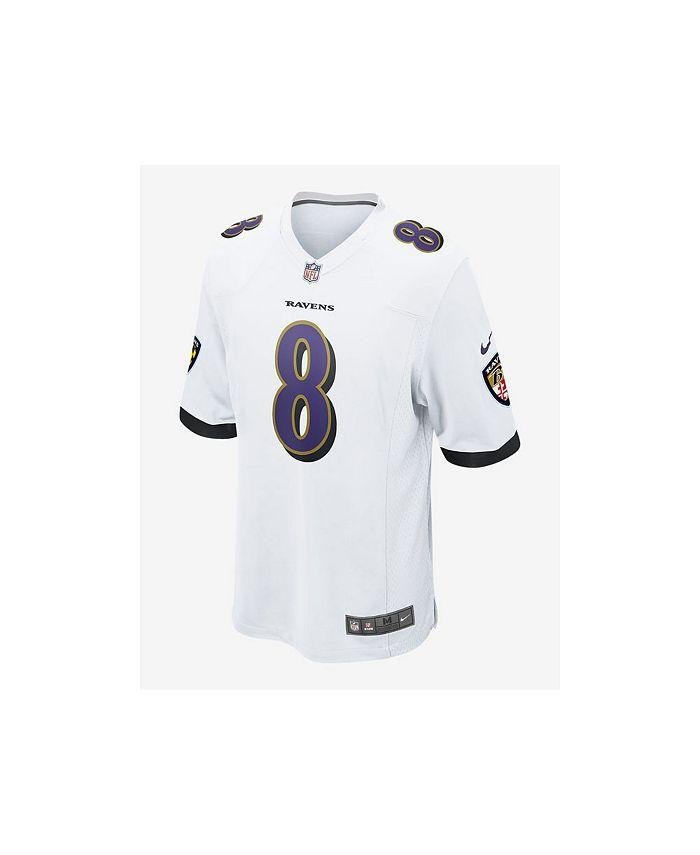 Baltimore Ravens Men's Game Jersey Lamar Jackson