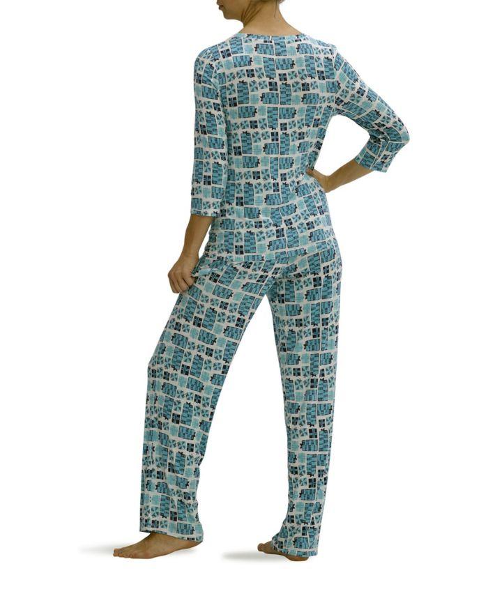 Hue Women's Holiday Gift Boxes Pajama Set & Reviews - Bras, Panties & Lingerie - Women - Macy's