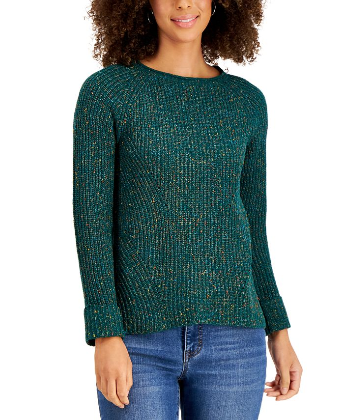 Style & Co - Pointelle Sweater