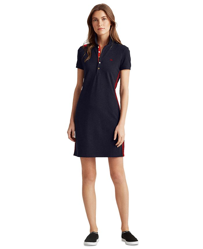 Lauren Ralph Lauren - Buttoned Polo Dress