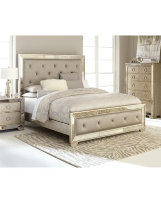 Ailey 3-Piece Queen Bedroom Set with Chest - Furniture - Macy\'s