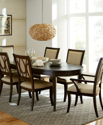 quinton dining room side chair - furniture - macy's