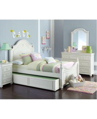 Adley Kids Furniture, Door Chest