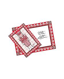 Jim Shore 10 Greeting Cards and Envelopes