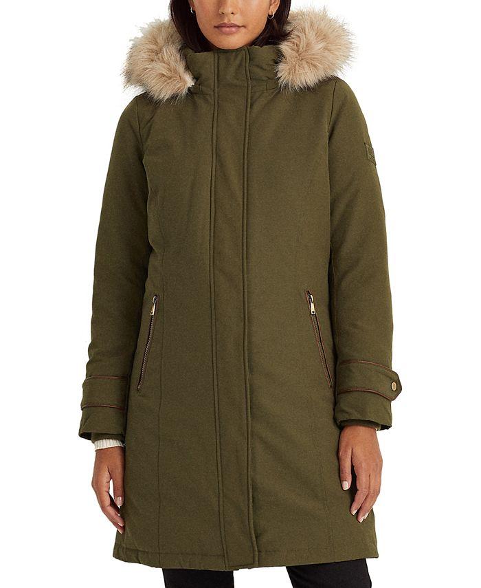 Lauren Ralph Lauren - Hooded Expedition Down Coat