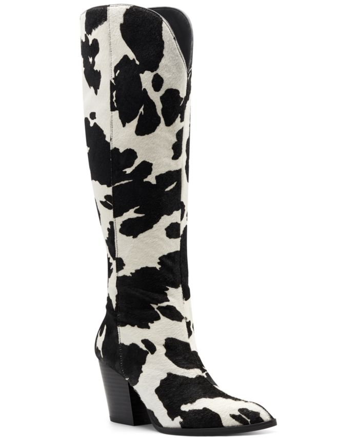 INC International Concepts I.N.C. Women's Suke Western Boots, Created for Macy's & Reviews - Boots - Shoes - Macy's