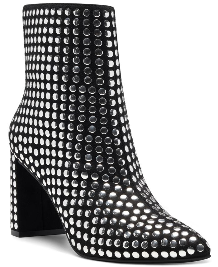 INC International Concepts I.N.C. Women's Anila Booties, Created for Macy's & Reviews - Boots - Shoes - Macy's