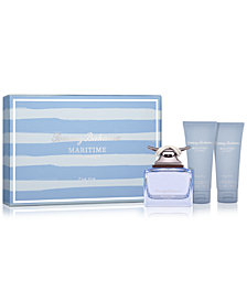 Tommy Bahama Men's 3-Pc. Maritime Journey Eau de Toilette Gift Set