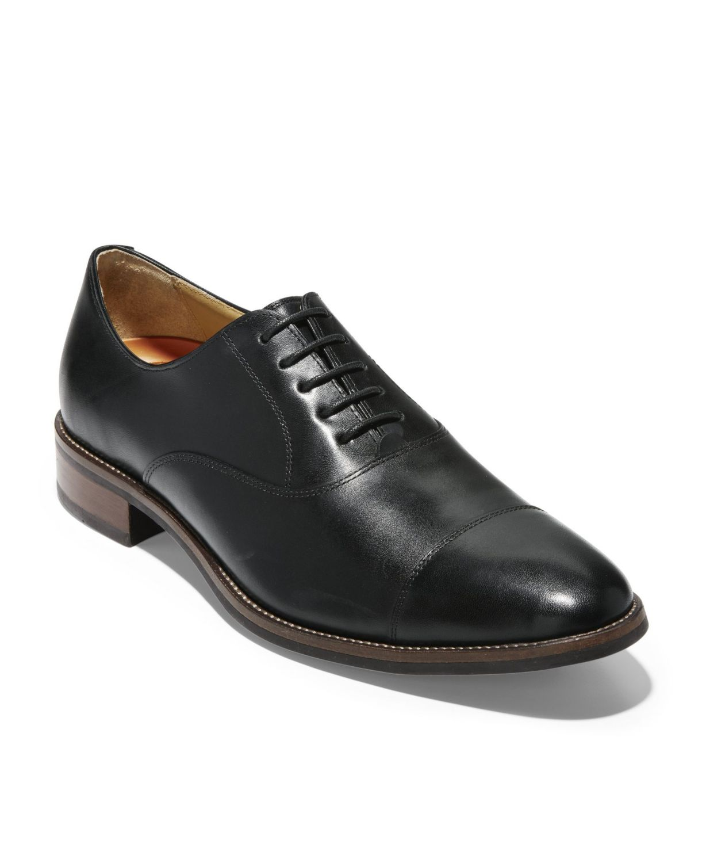 Cole Haan Men's Lenox Hill Cap Oxford & Reviews - All Men's Shoes - Men - Macy's
