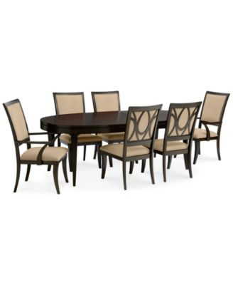 Quinton 7 Piece Dining Room Furniture Set