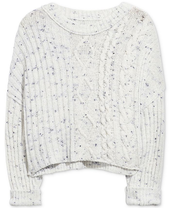 Free People - On Your Side Marled Sweater