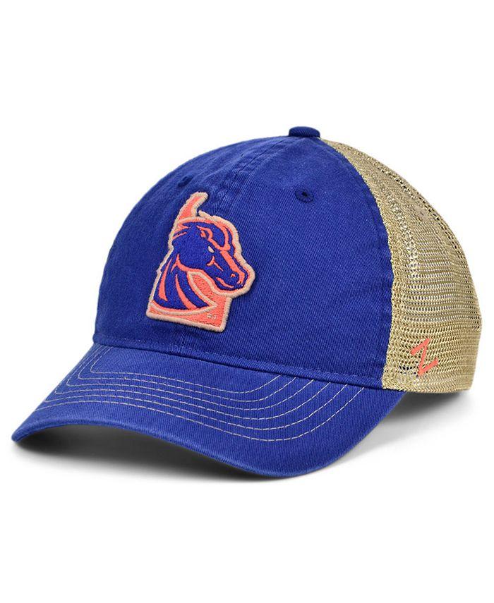 Zephyr - Boise State Broncos Territory Mesh Cap