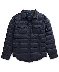 Nautica Men's Overshirt Jacket