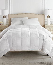 Hotel Collection Platinum Full/Queen Down Comforter, Created for Macy's