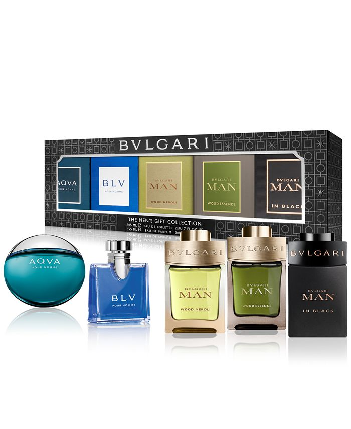 BVLGARI - Men's 5-Pc. Fragrance Gift Set
