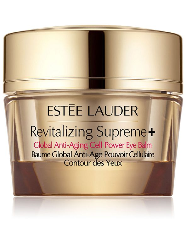Estee Lauder Revitalizing Supreme+ Global Anti-Aging Cell Power Eye Balm, 0.5 oz.