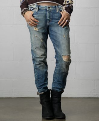 Denim & Supply Ralph Lauren Skinny Boyfriend Jeans, Oceanside Wash ...
