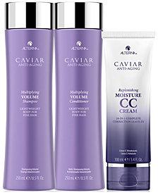 Alterna 3-Pc. Caviar Anti-Aging Multiplying Volume Set