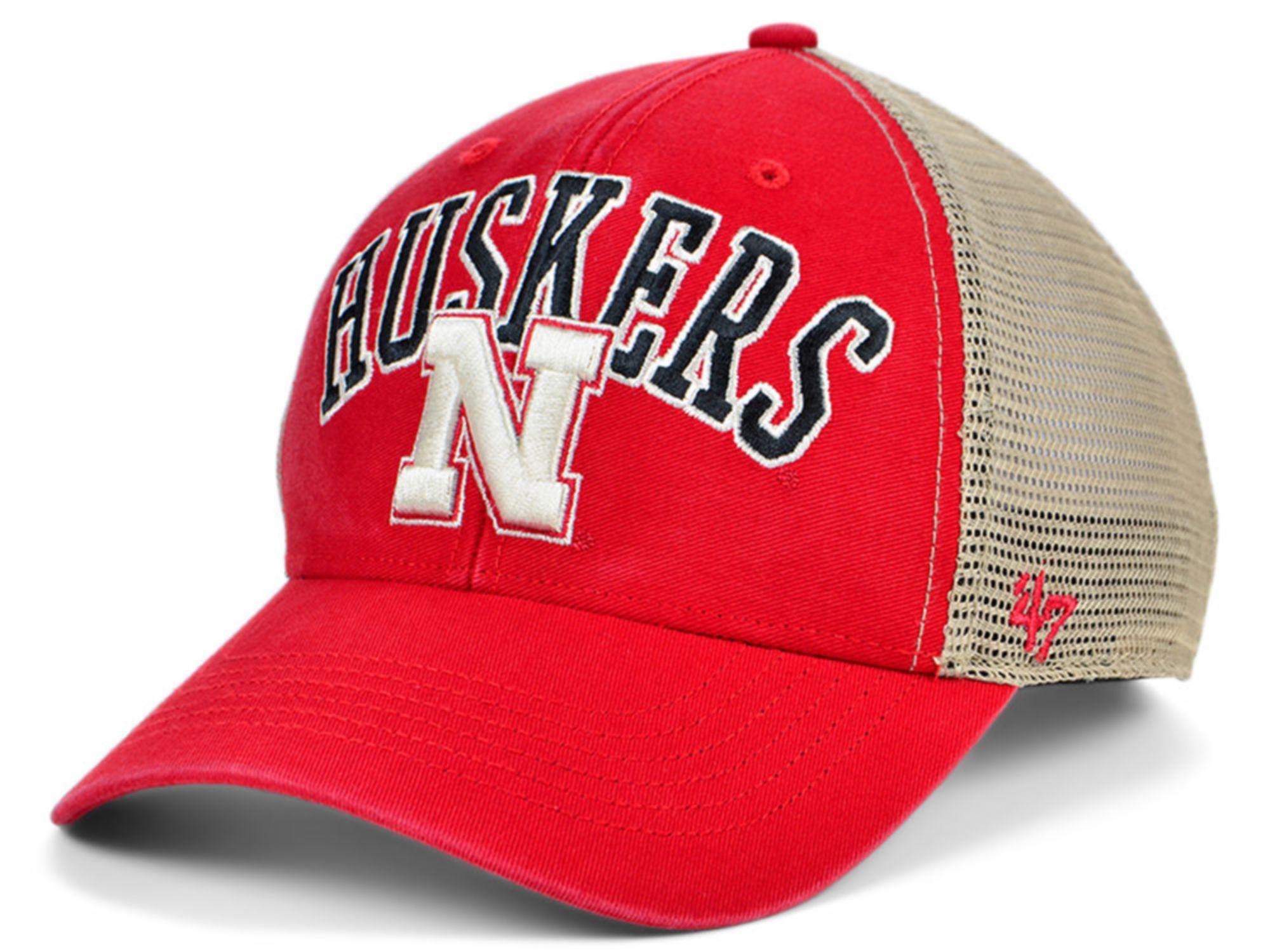 '47 Brand Nebraska Cornhuskers Outland Trucker Cap & Reviews - NCAA - Sports Fan Shop - Macy's