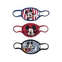 3-Pack Disney Kids Face Cover