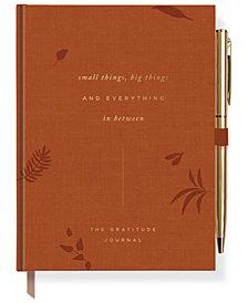 Fringe Gratitude Journal and Pen Set