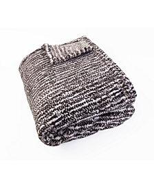 "Belinda Batik Printed Loft Fleece Decorative Throw, 70"" x 50"""