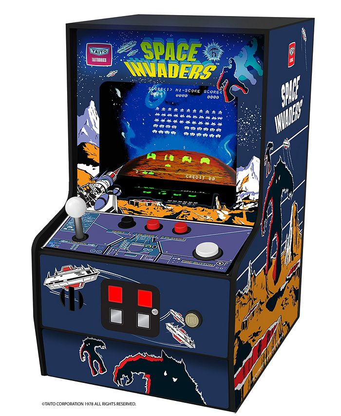 My Arcade - Space Invaders Micro Player Retro Arcade