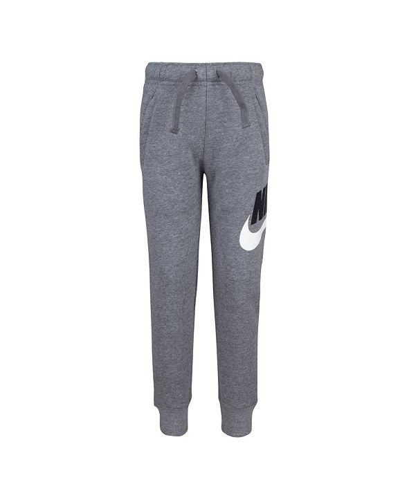 Nike Little Boys Sportswear Club Fleece Pants