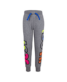 """Nike Toddler Boys French Terry """"Just Do It"""" Logo Pants"""
