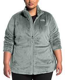 The North Face Plus Size Osito Full-Zip Jacket