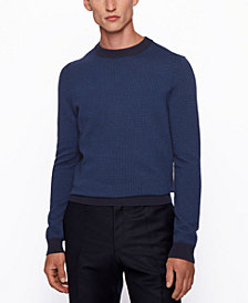 BOSS Men's Maddeo Slim-Fit Sweater
