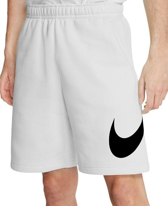Nike Sportswear Club Fleece Logo Shorts