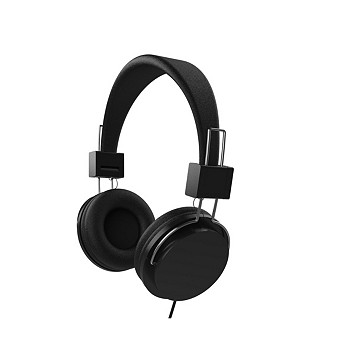 Tzumi Retro Boost Wired Headphones