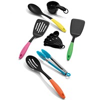 Deals on Cuisinart Curve 15-Pc. Kitchen Tool Set