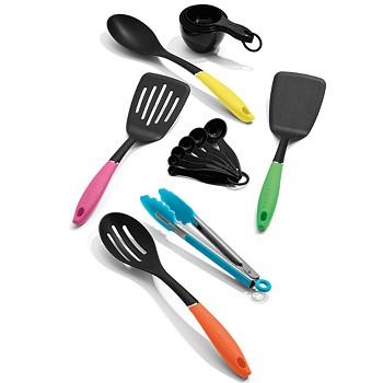 Cuisinart Curve 15-Pieces Kitchen Tool Set