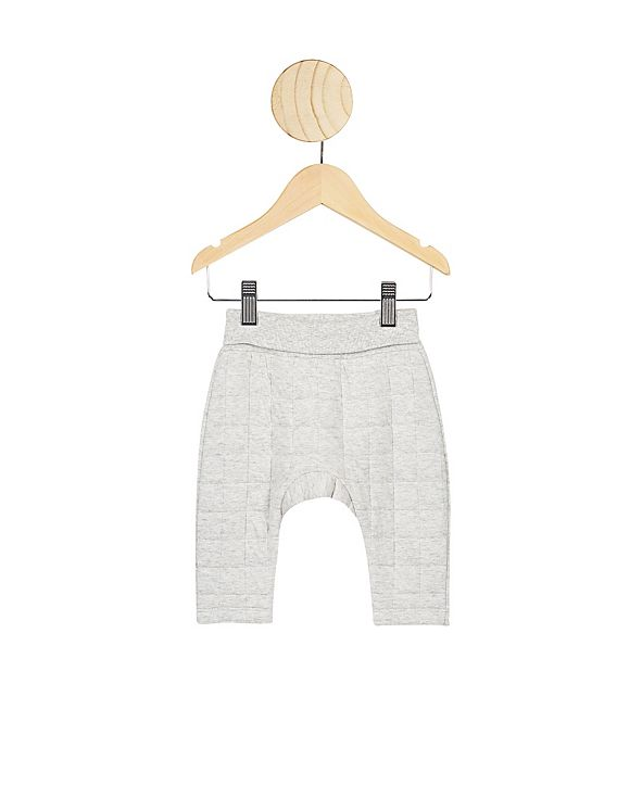 COTTON ON Baby Boys and Girls Rory Quilted Sweatpant