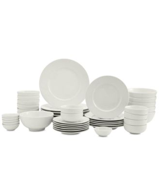 Inspiration by Denmark Amelia 42-PC. Dinnerware Set,  Service for 6, Created for Macy's