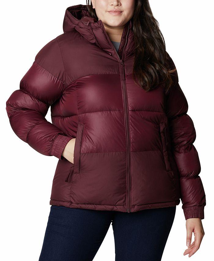 Columbia - Plus Size Pike Lake II Hooded Jacket