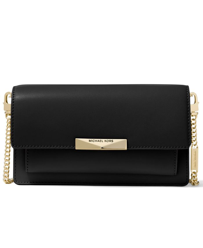 Michael Kors - Jade Extra Small Leather Wallet Crossbody
