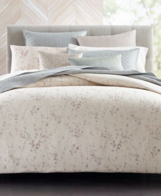 Willow Bloom King Duvet, Created for Macy's
