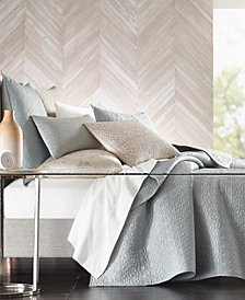 Hotel Collection Willow Bloom King Coverlet, Created for Macy's