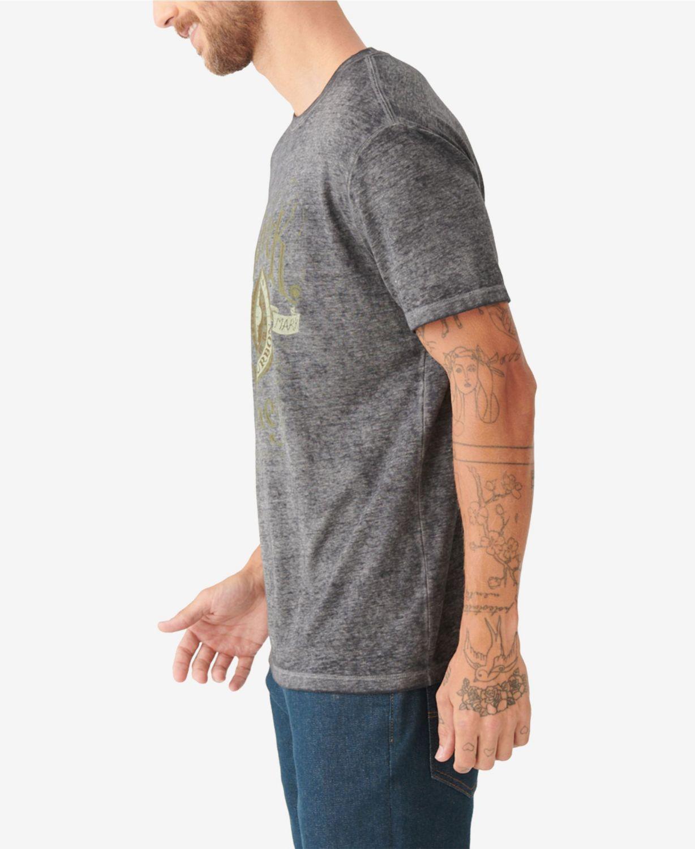 Lucky Brand Men's Shamrock Whiskey Tee & Reviews - T-Shirts - Men - Macy's