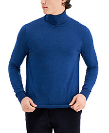 Paisley & Gray Men's Limited Edition Slim Fit Fine Gauge Turtleneck Sweater