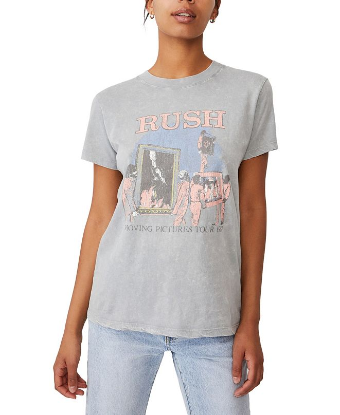 COTTON ON Women's Classic Band T-Shirt