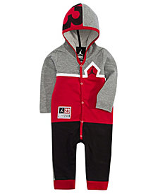 Jordan Baby Boys Footed Coverall