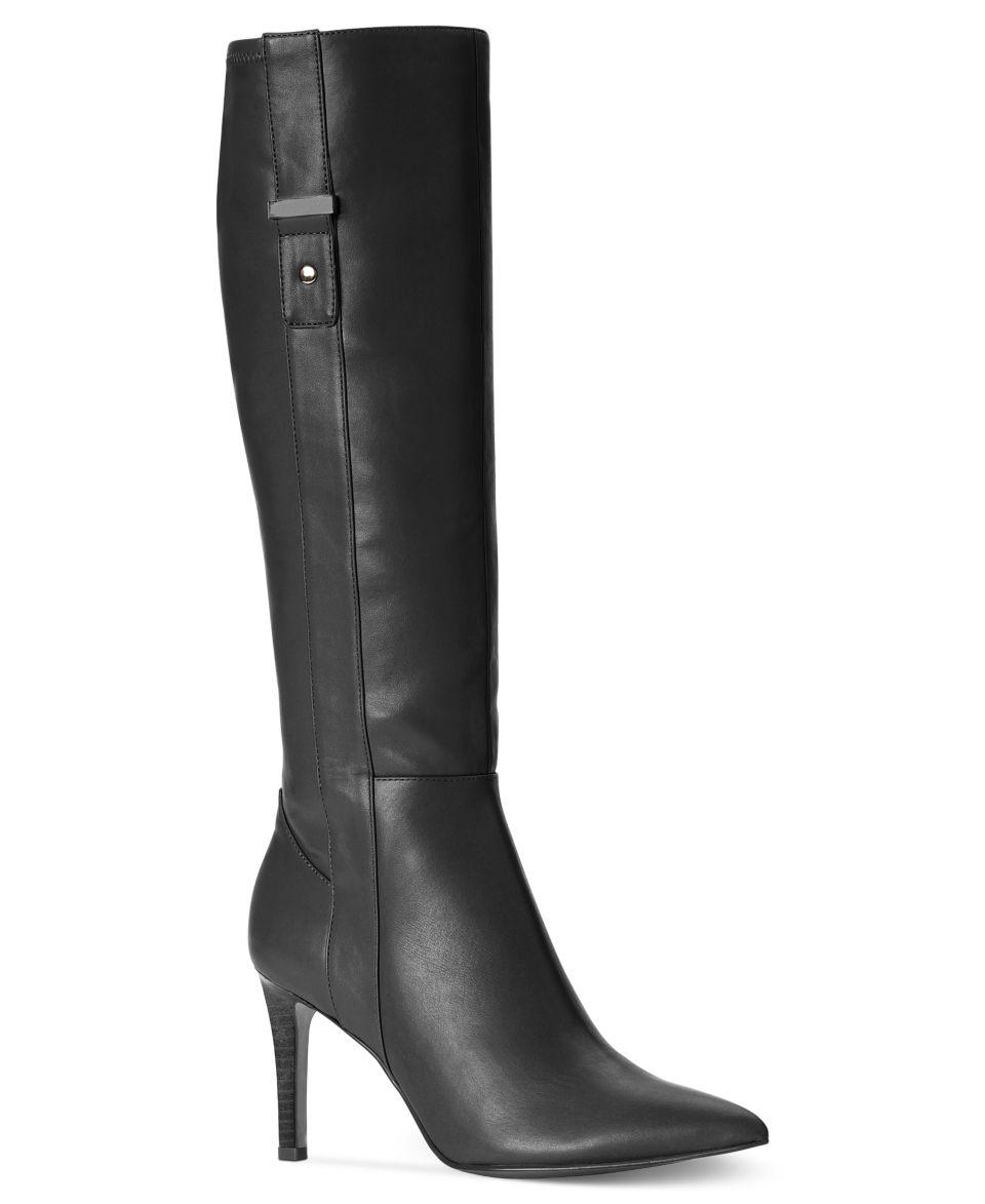Calvin Klein Womens Bellina Dress Boots   Shoes