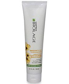 Matrix Biolage SmoothProof Leave-In Cream, 5.1-oz., from PUREBEAUTY Salon & Spa