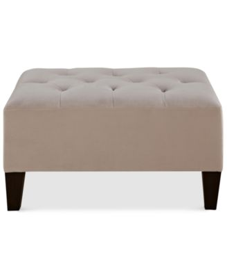 Lizbeth Fabric Cocktail Bench Furniture Macy S